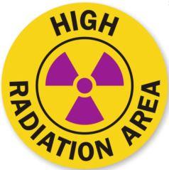 high radiation