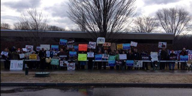 BU rally March 2014 3